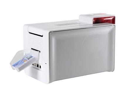 USB and Ethernet Evolis Card Printer