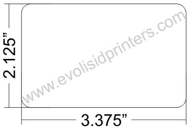 PVC ID Cards - 300 Oe Low Coercivity (LoCo) Mag Stripe - White Box ...