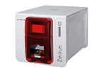 Evolis Zenius - Fire Red