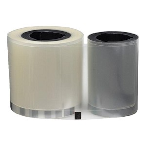 Evolis Clear Patch 1.0 mil -  200 panels per roll - for use with Securion Printer