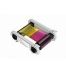 Evolis Zenius & Primacy, 5-PANEL COLOR RIBBON - YMCKO 200 PRINTS / ROLL